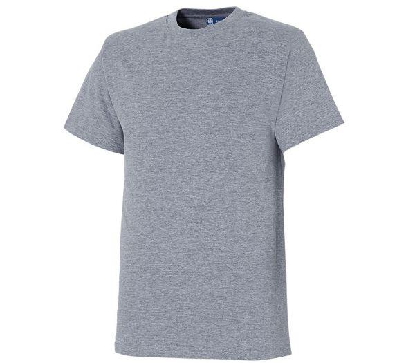 T-Shirt Premium grau meliert