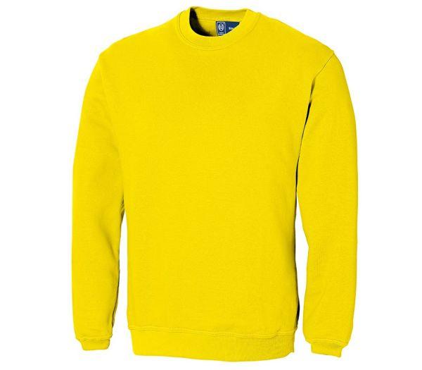 Sweatshirt Premium gelb