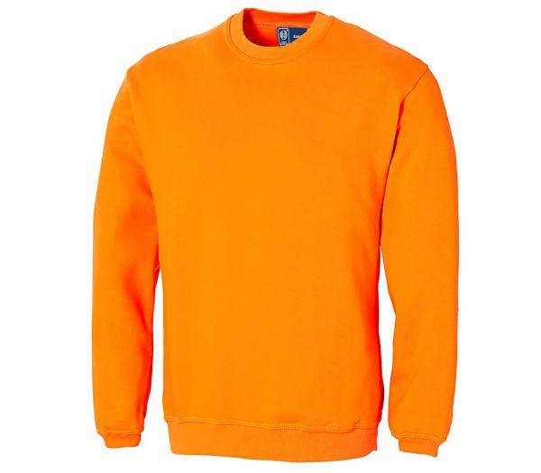 Sweatshirt Premium orange
