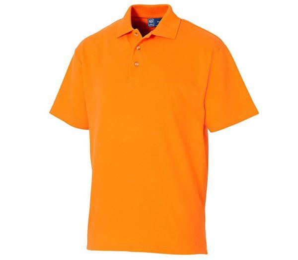 Poloshirt Premium orange