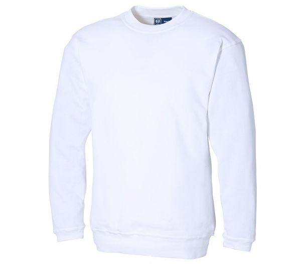 Sweatshirt Premium weiß