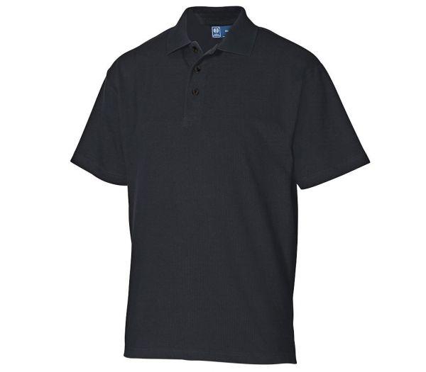 Poloshirt Premium schwarz