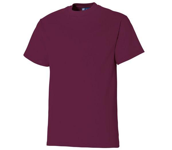 T-Shirt Premium bordeux